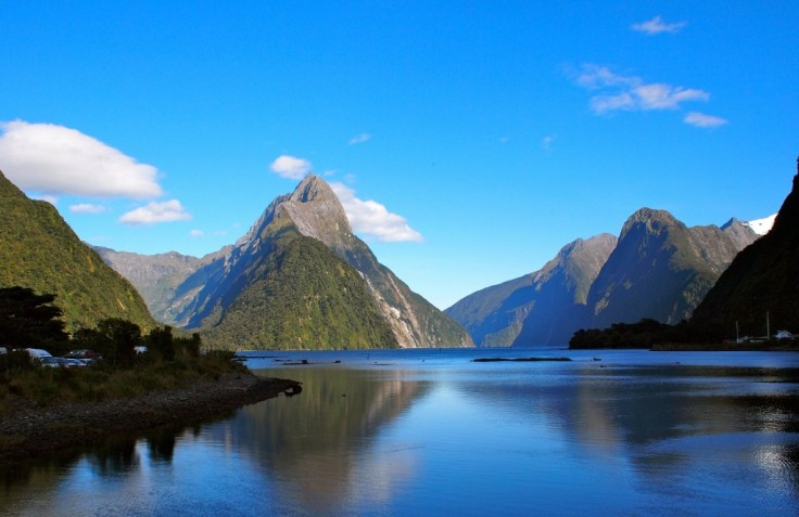Fiordland New Zealand